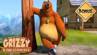 TOP 5 tous au sport ! - Grizzy & les Lemmings