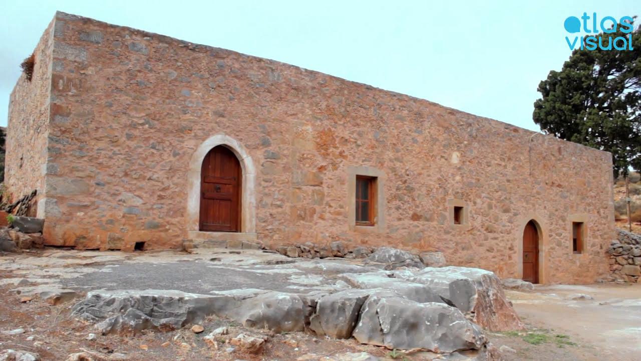 Aretiou Monastery Crete