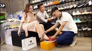 Chủ Tịch Đi Bán Giày Gặp Ngay Nữ Thư Ký Vênh Váo | Coi Thường Người Khác Và Cái Kết - RKM
