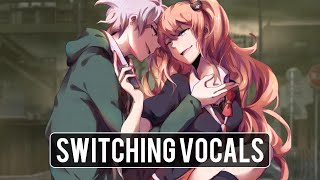 Nightcore | Ghost Town ✗ Tag, You're It「Switching Vocals」