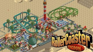 Dynamite Dunes (Part 1) | RollerCoaster Tycoon