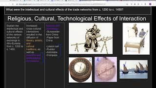 AP World History Modern 2.5
