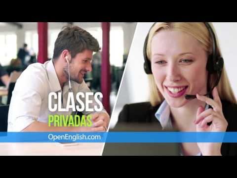 Clases Privadas - Comercial Open English