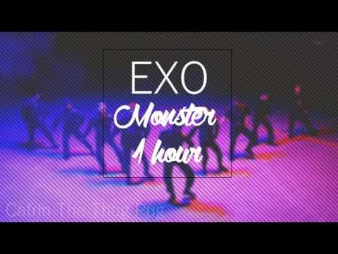 Exo - Monster (1 hour)