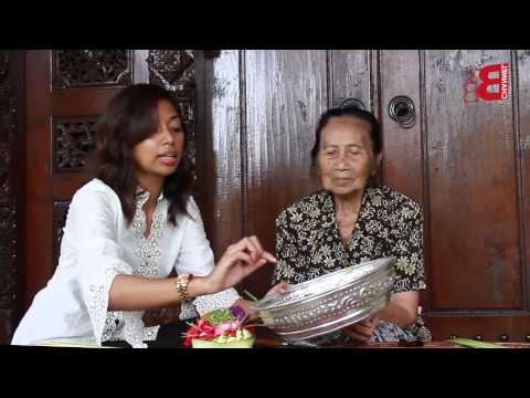 Canang - A Balinese Offering