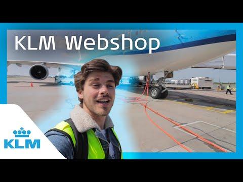 KLM Intern On A Mission - KLM Webshop