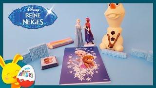 Tampons La Reine des Neiges - Jouets pour enfants - Titounis