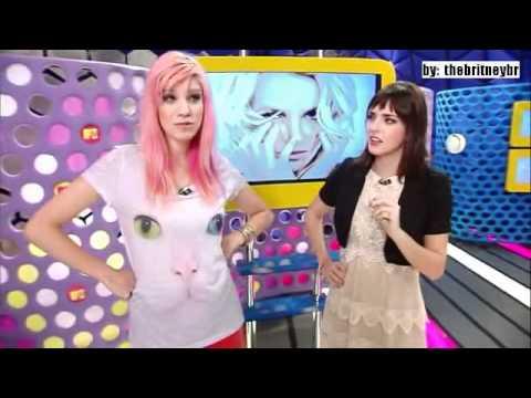 Acesso MTV 06/10/2011 - Vazou música nova de Britney Spears: Everyday
