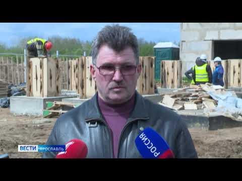 Новые очистные сооружения до конца года появятся сразу в шести районах области