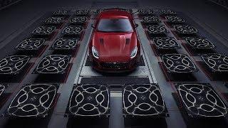 Jaguar F-TYPE SVR | The Art of Sound