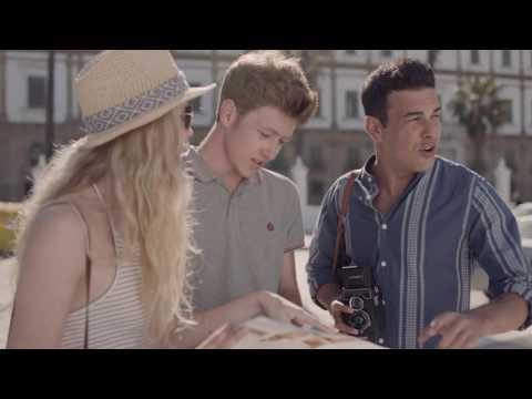 Mario Casas & Úrsula Corberó para SPRINGFIELD - My perfect summer #JoinThisWave