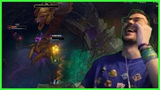 The Most Hilarious Nami Ult - Best of LoL Streams #554