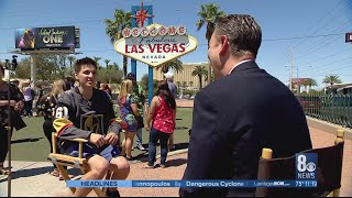 James Holzhauer: One-on-one with the professional sports gambler turned 'Jeopardy!' phenom