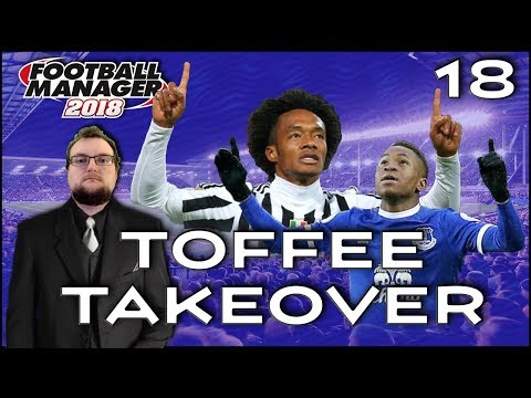 Toffee Takeover | Episode 18 | Out For Revenge | Football Manager 2018