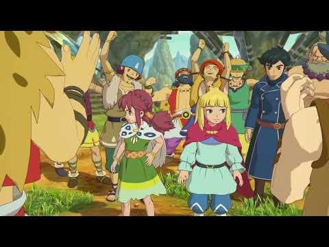 Ni no Kuni 2: Intervju med Bandai Namco