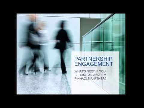 Availity Pinnacle Partner Program