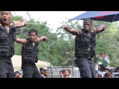 Alpha Phi Alpha 2016 Atlanta Greek Picnic Stroll off (Official Video )#AGP2016