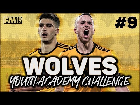 WOLVES YOUTH ACADEMY CHALLENGE #9: START OF SEASON 2 - FOOTBALL MANAGER 2019