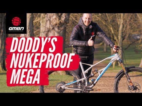 Doddy's New Custom Nukeproof Mega 290   GMBN Presenter Bike