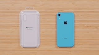 Apple iPhone XR Clear Case Hands-On