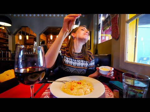 Where to Eat in USHUAIA, Argentina   The Best ARGENTINE FOOD to Try at the End of the World!