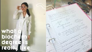 So, you want to study Biochemistry? What a Biochemistry degree is REALLY like!