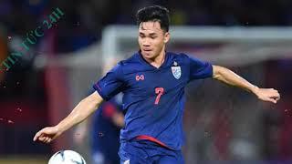 kết quả bóng đá đêm qua Thái Lan 2-1 UAE  || Vòng loại world cup 2022