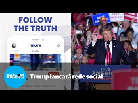 Trump anuncia planos para lançar nova rede social