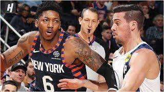 Indiana Pacers vs New York Knicks - Full Game Highlights | December 7, 2019 | 2019-20 NBA Season