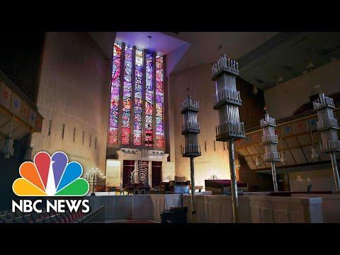 Covid Concerns Close Jerusalem's Grand Synagogue At Rosh Hashanah | NBC News NOW