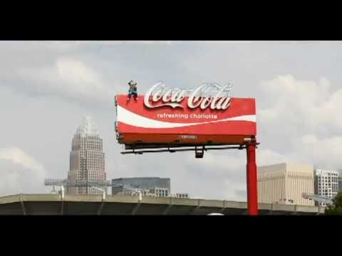 Adams Outdoor Charlotte // Coca-Cola Project