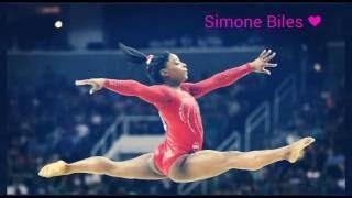 La meilleure gymnaste de tous les temps : Simone Biles ❤