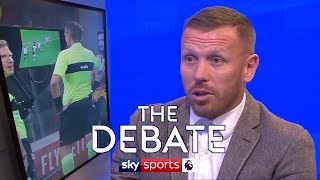 Why has Craig Bellamy changed his mind on VAR? | With Tim Sherwood | The Debate