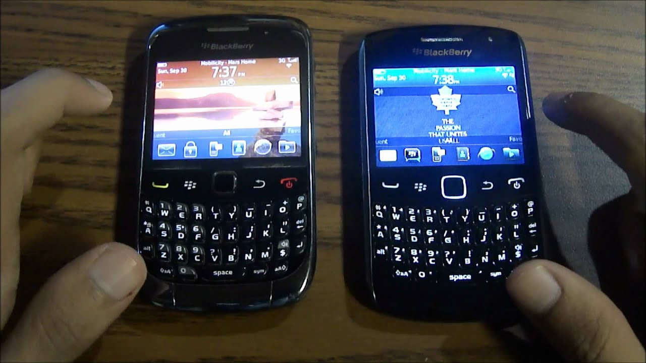 Download the latest blackberry os
