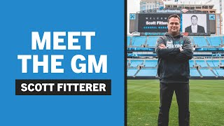 Sit down with Panthers GM Scott Fitterer