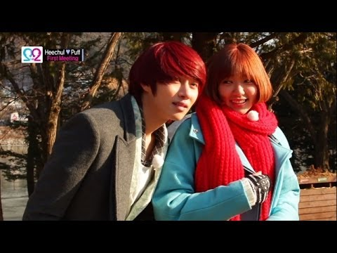 Global We Got Married S2 EP01 Compact (Super Junior Heechul & Puff, SHINee Key & Arisa) 140406