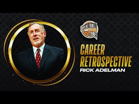Rick Adelman   Hall of Fame Career Retrospective