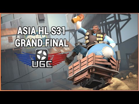UGC Asia HL S31 Grand Final: Ambulas vs. PH.LGD