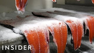 How Smoked Salmon Is Made