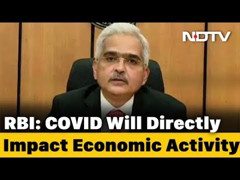 """COVID-19 Hangs Over Future Like A Spectre"": RBI Amid Lockdown"