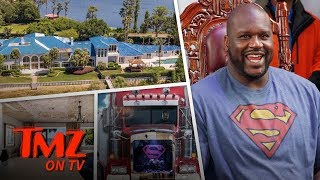 Shaq Is Selling His Incredible Estate | TMZ TV