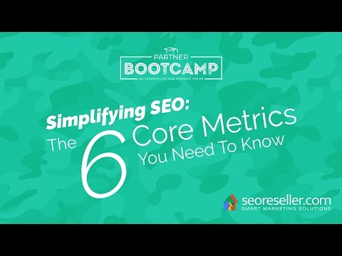 Simplifying SEO: The 6 Core Metrics You Need To Know
