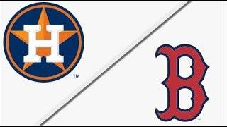 Houston Astros vs Boston Red Sox   ALDS Game 3 Full Game Highlights
