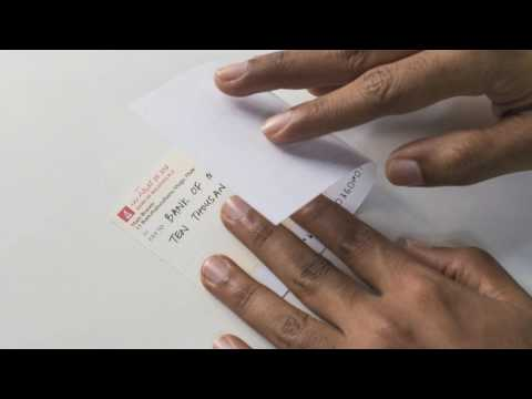 BML Cheque handling Guidelines.