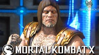 "The KING Of Secret Brutalities! - Mortal Kombat X: ""Tremor"" Gameplay"