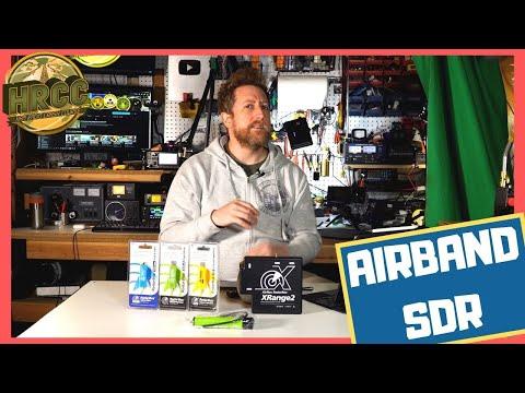 AirNav Radar Box ADS-B and VHF Air Band Radio Receivers