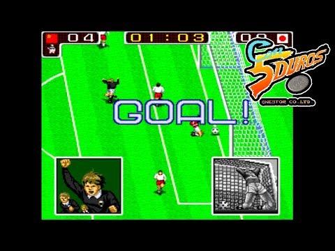 """TECMO WORLD CUP '90  - """"CON 5 DUROS"""" Episodio 689 (1cc)"""