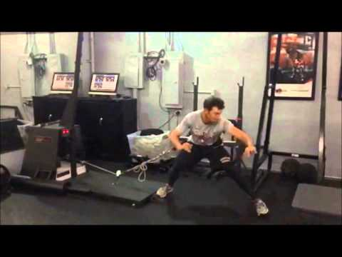 VersaPulley Developing Hip Power for Baseball :: Treigning Lab