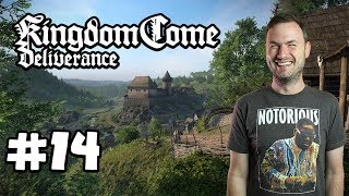Sips Plays Kingdom Come: Deliverance (14/2/18) - #14 - RIP Dog....Again