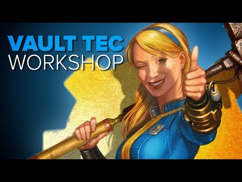 Fallout 4 - Vault-Tec Workshop DLC